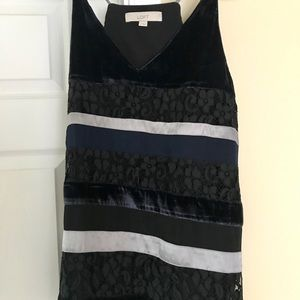 Loft sleeves top